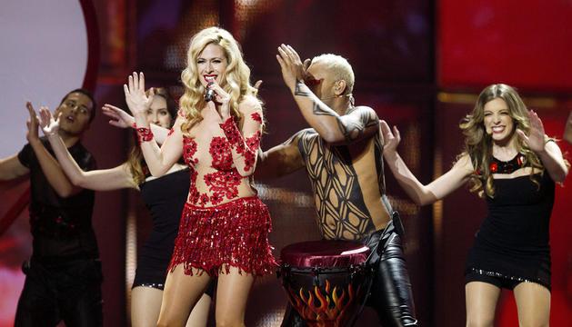 La cantante Suzy de Portugal quedó eliminada.