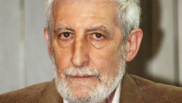 Juan Luis Beltrán, jurista del Gobierno de Navarra