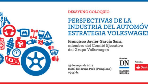 Diseño de la invitación al evento