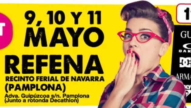 II Feria Outlet de Navarra