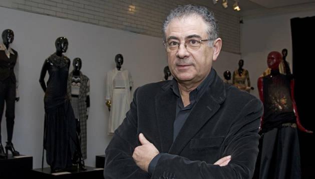 El diseñador Roberto Verino