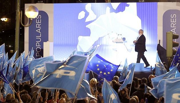 Comienzo de la campaña para las elecciones europeas