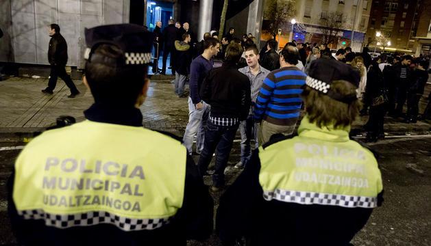 En 2013, en Pamplona hubo 16 establecimientos sancionados hasta mediados de diciembre