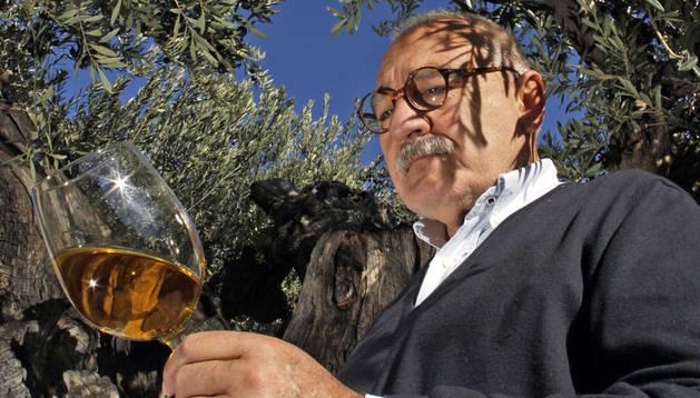 Alfredo Barral, propietario de Hacienda Queiles
