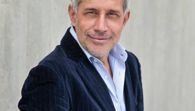 El periodista y escritor Ignacio Elguero