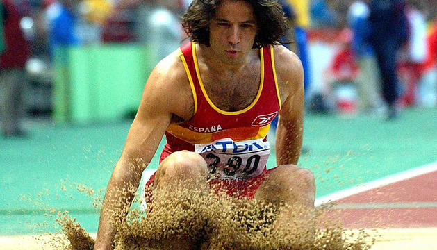 El exsaltador Yago Lamela.