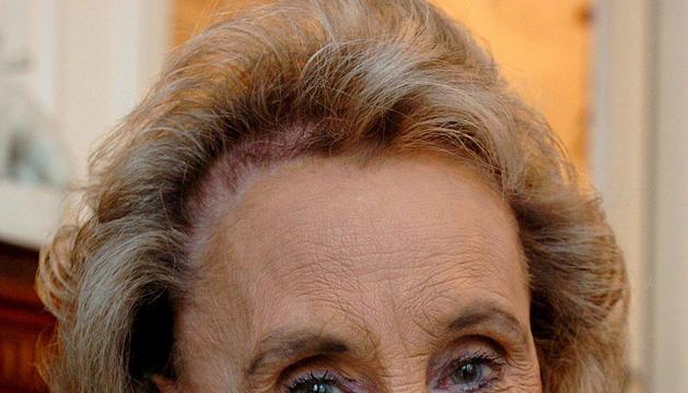 Mercedes Salisachs.