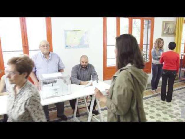 Vídeo electoral del PACMA a las Elecciones Europeas 2014