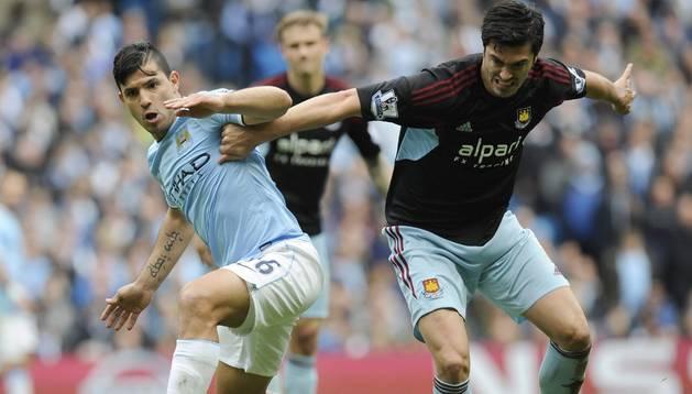 El Manchester City conquista la Premier al ganar al West Ham (2-0)