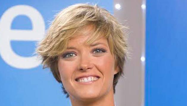 María Casado, presentadora de 'Los Desayunos de TVE'.