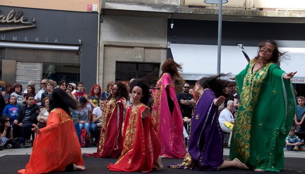 Fiesta de danza del vientre