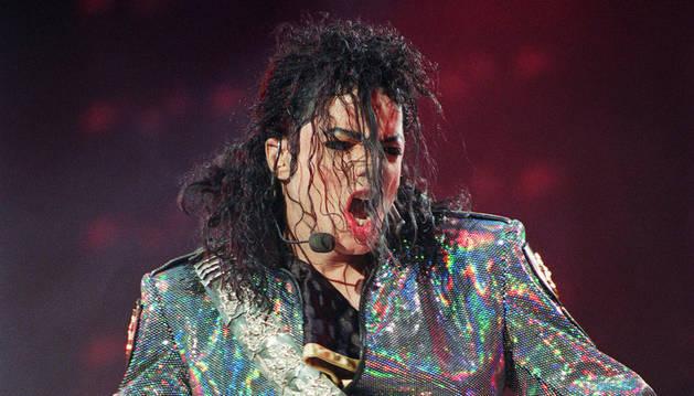 Michael Jackson en 1992