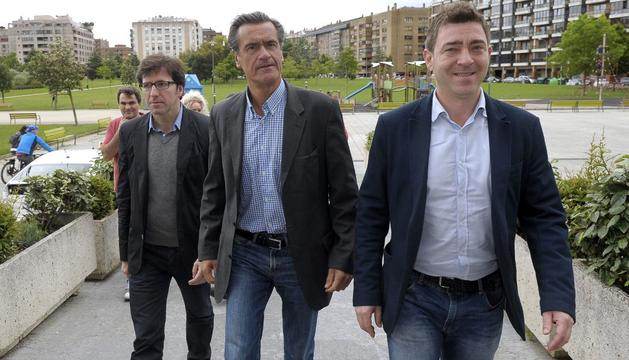 Jiménez, Aguilar y Moscoso