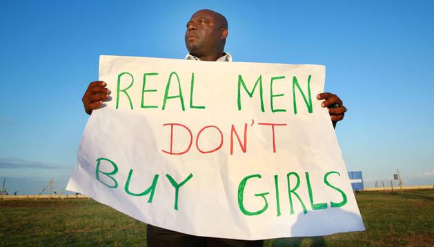 Nigeria se vuelca con las niñas secuestradas