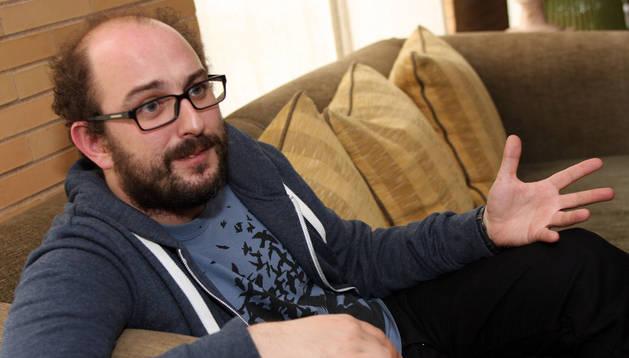 El director de cine Borja Cobeaga
