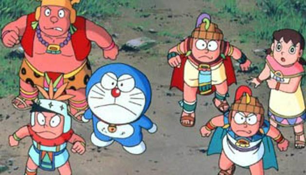 Fotograma de 'Doraemon'