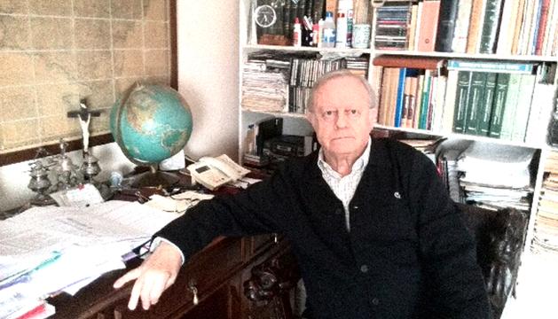 Gabriel de Biurrun, cónsul honorario de Uruguay