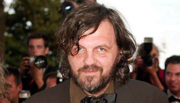 El director serbio Emir Kusturica. Archivo DN