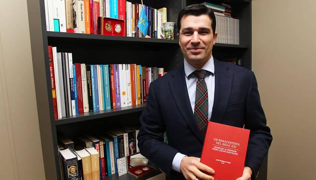Jordi Rodríguez Virgili, profesor de Comunicación Política en la Unav