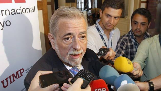 El secretario de Estado de Administraciones Públicas, Antonio Beteta. EFE