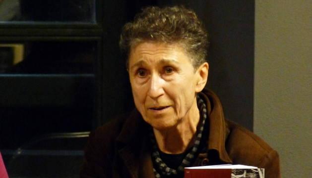 Silvia Federici, en su conferencia del sábado en Zugarramurdi