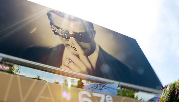 Cartel del Festival de Cannes.