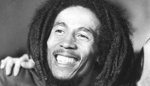 El cantante de reagge, Bob Marley. EFE