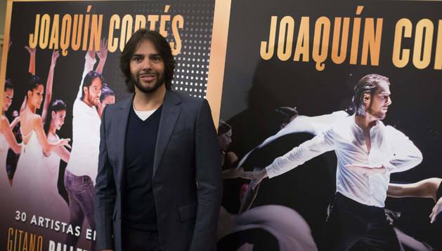 El bailaor cordobés Joaquín Cortés.
