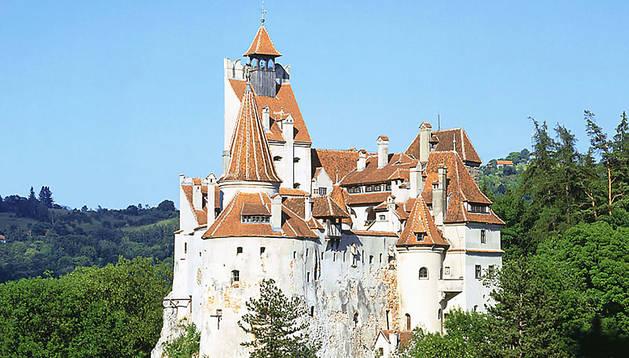 Imagen del castillo de Bran, en Transilvania (Rumanía)