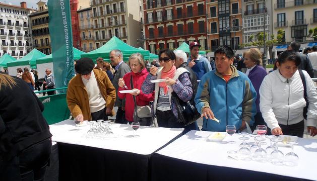 Día del Espárrago Solidario.