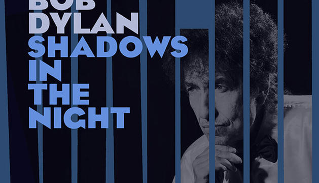 Imagen de Bob Dylan en su web oficial.