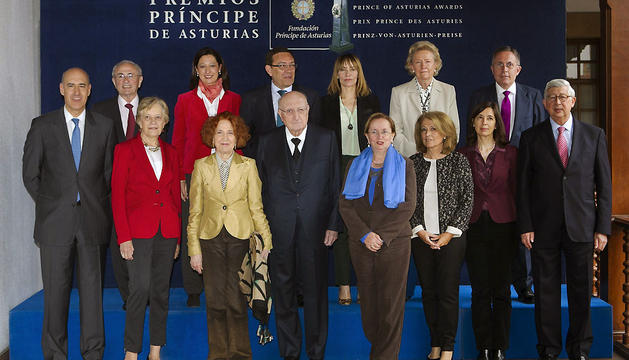 Jurado del Premio Príncipe de Asturias de Ciencias Sociales
