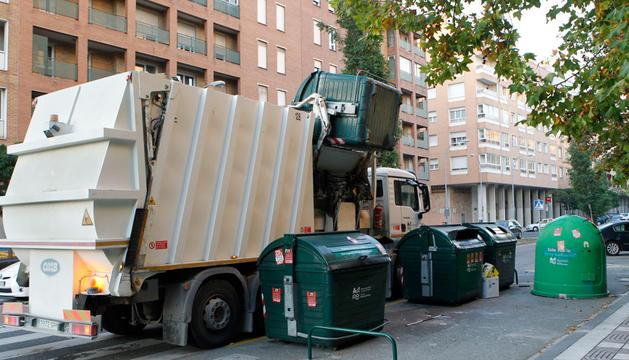 Actualmente son 88 los vehículos que SCPSA dedica a la recogida de basuras