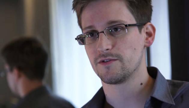 Edward Snowden. AFP
