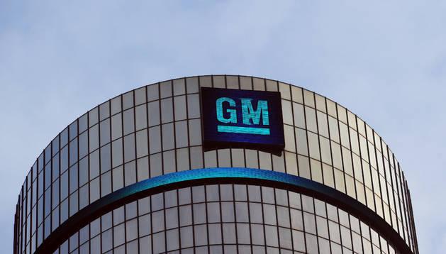 La sede de General Motors en Detroit.