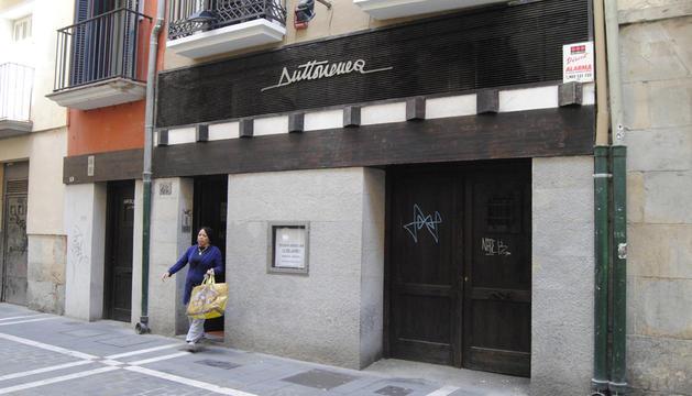 Fachada del restaurante Anttonenea