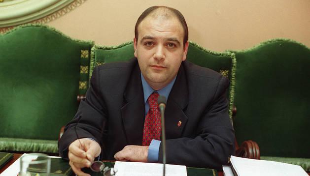 El nuevo concejal de Seguridad Ciudadana, Gabriel Viedma.