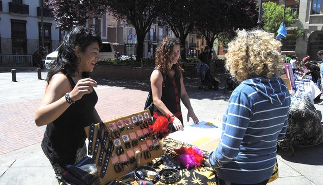 Feria de Mercado Social y Trueque en el Casco Viejo