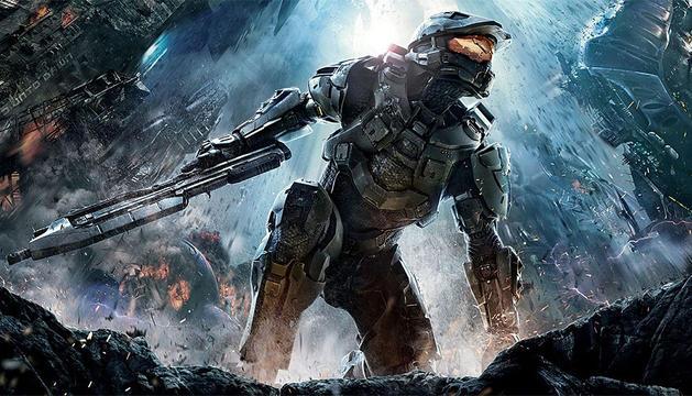 Imagen del videojuego Halo.