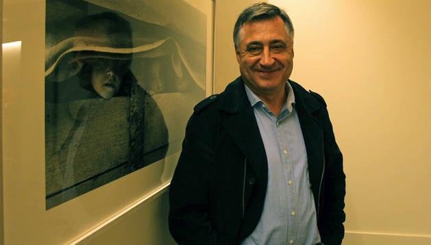 El periodista Gervasio Sánchez. DN