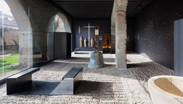 Museo Occidens de la Catedral de Pamplona