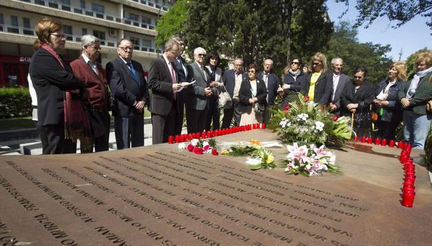 Familiares de los 62 militares fallecidos hace once años en el accidente del Yak-42