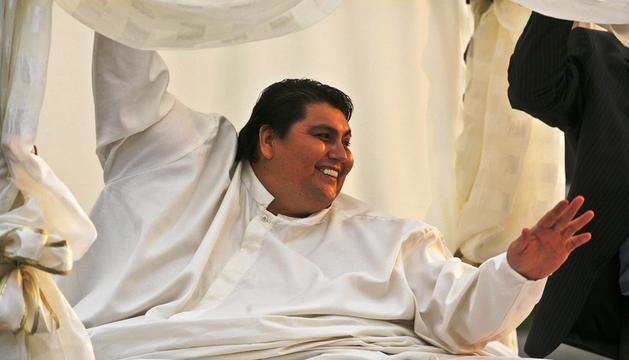El mexicano Manuel Uribe Garza sufrió complicaciones renales