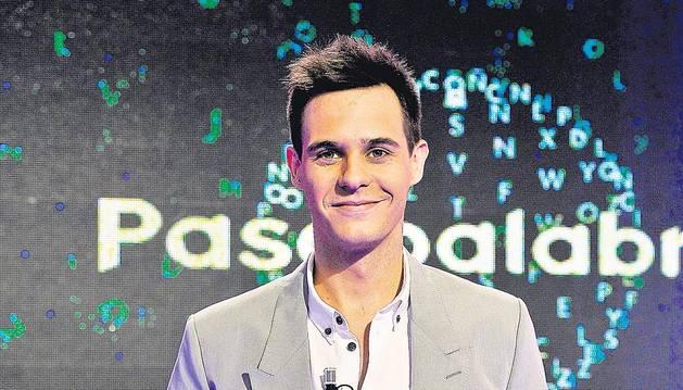 El presentador de 'Pasapalabra', Christian Gálvez