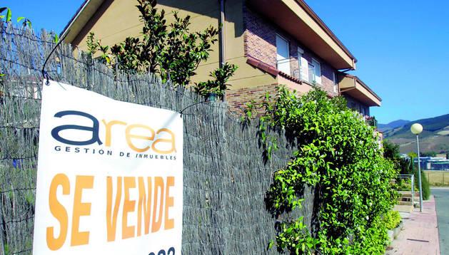 Imagen de una vivienda en venta