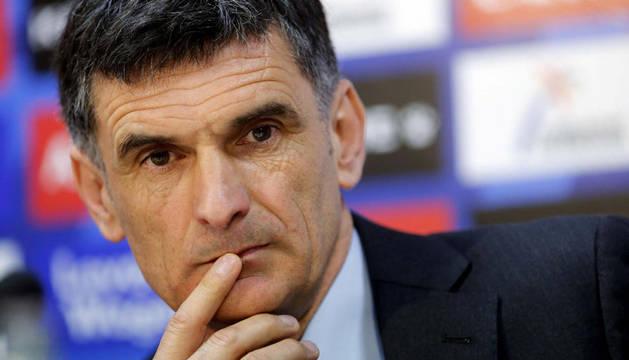 Mendilibar, presentado como nuevo entrenador del Levante
