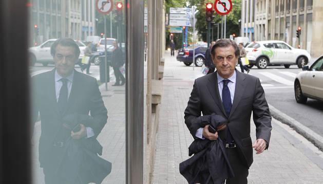 Miguel Archanco, en su reunión con Hacienda del 22 de mayo