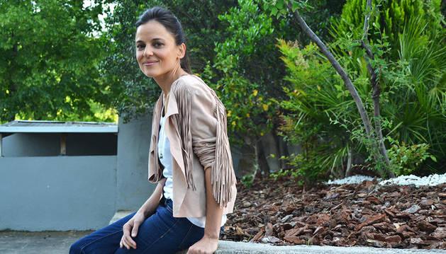 Elena Anaya, una de las protagonistas de la muestra
