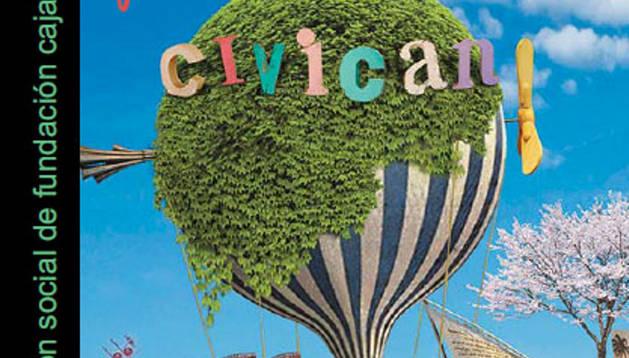 Cartel de los cursos y talleres de verano en Civican