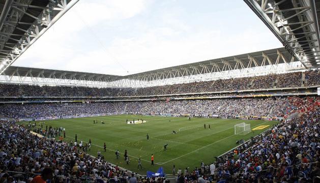 Cornellà-el-Prat pasará a llamarse ahora Power8 Stadium